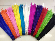 Beautiful! 10-100pcs natural pheasant tail feathers 10-22 inch / 25-55 cm