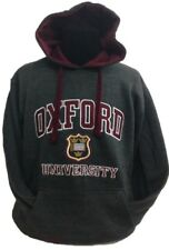 Oxford University Applique Officially Licenced Pull Over Hoodie Unisex