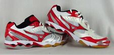 New Womens Mizuno Wave Bolt 2 Volleyball Shoe Wide Sneaker Red White