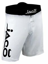 New Jaco Resurgence MMA Fight Shorts - White