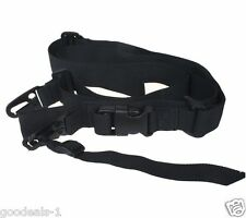 Tactical 3 Point Rifle Gun Sling Strap System Airsoft Protective Safety Nylon