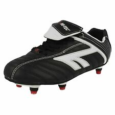 Boys Hi Tec Football Boots-League SI JR