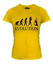 ARTISTIC DANCE EVOLUTION OF MAN LADIES T-SHIRT TEE TOP GIFT CLOTHING
