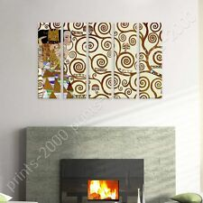 POSTER or STICKER +GIFT Decals Vinyl Tree Of Life Expectation Gustav Klimt
