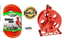 Indoor Outdoor Extension Cord HeavyDuty 16Gauge 3-Prong Grounded water resistant