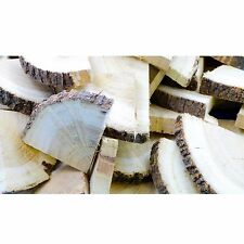 Mulberry Wood Slices (500g pack)
