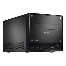 Barebone PC System Shuttle SH67H3 XPC Cube INTEL LGA1155 4x DDR3 32GB 300W PSU