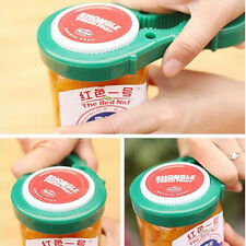 Jar Opener Multi Purpose Jar Lids Bottle Cap Grip Twister Rubber Opener Durable