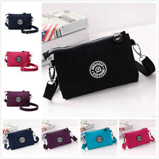 Women Lady Brand Waterproof Nylon Handbag Shoulder Bag Messenger Hobo Bag Багет