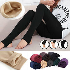 NEW Winter Autumn Warm Thick Velvet Matte Stockings Sexy Womens Shaping Leggings