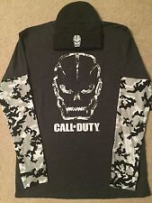 INFINITE WARFARE Call of Duty VIDEO game PS4 XBOX MEN'S Long Sleeve t-SHIRT Hat