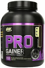OPTIMUM NUTRITION PRO GAINER 5 LBS PRO COMPLEX GAINER FREE SHIPPING LEAN GAINER
