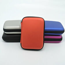 2.5Inch Shock Proof Protection Zipper Case For HDD Power Storage Carry Pouch Bag