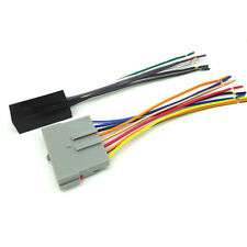 PREMIUM SOUND CAR STEREO CD PLAYER WIRING HARNESS WIRE AFTERMARKET RADIO INSTALL