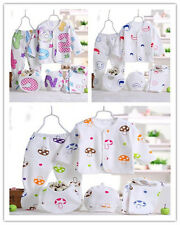 5PCS Newborn Baby Girls Boys Clothes Cotton Suits T-Shirt+Pants+Coat Infant Sets