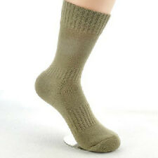 Men Socks 1 Pair New NATO Military Winter Fighting Army Outdoor Warm Cold Socks