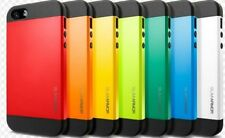 Slim Armor Shock Proof Case Cover Hybrid Case for apple iphone 4/4s FREEPOST
