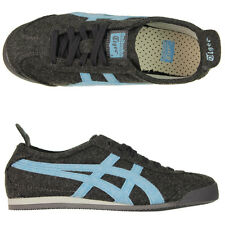 Onitsuka Tiger - Womens Mexico 66 Shoes/Charcoal/Sky