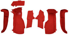 1994-1996 Chevrolet Corvette Front Set without Door Panels Truvette Carpet