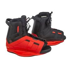 NEW RONIX DISTRICT WAKEBOARD BINDINGS - SIZE: 7.5-11.5