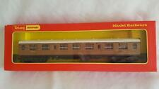 TRIANG HORNBY R745 LNER TEAK FULL 3RD COMPOSITE COACH MINT BOXED
