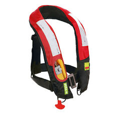 Automatic/Manuel Adult Inflatable Life Jacket Inflate PFD Survival Buoyancy Vest