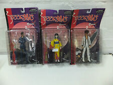 3X TOYCOM SAMURAI X FIGURES JAPANESE ANIME MANGA BRAND NEW BOXED COLLECTABLE