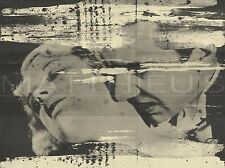 Andy Warhol-The Kiss, Canvas/Paper Print, Bela Lugosi, Pop Art