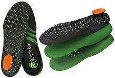 New Shock Doctor Cleat Performance Sport Insoles Men Women