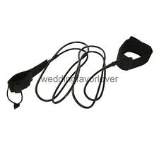 Surfboard Leash SUP Surfboard Paddleboard Surf Ankle Leash Tether Cord 6ft-10ft