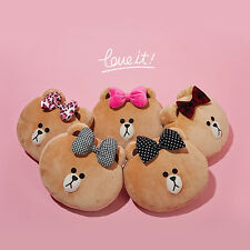 Line Friends Official Goods CHOCO Face Cushion Pillow 6Types