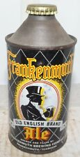 Frankenmuth Old English Brand Ale Cone Top Beer Can USBC #163-28 IRTP