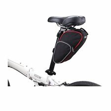 Roswheel Bicycle Bike Cycling Saddle Seat Expandable Bag Pouch Quick Release