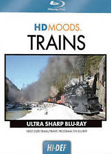 HD Moods: Trains (Blu-ray Disc, 2009)