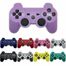 Wireless Shock Game Controller For Sony PS3 Bluetooth Game Controller Remote Gam