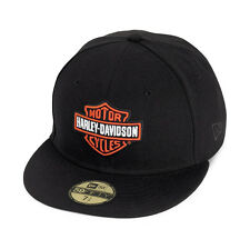 Genuine Harley-Davidson Mens Bar & Shield Logo 59FIFTY Cap 99515-12VM