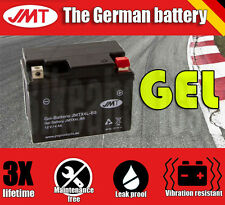 JMT Motorcycle Gel battery - YTX4L-BS- PGO G-Max 50 - 2007