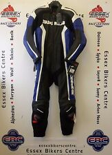 Spidi RR Wind Pro One Piece Motorcycle Race Leathers UK 40 EU 50 EX-DEMO W/TAGS