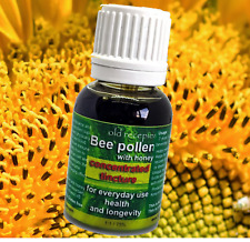 Pure Bee POLLEN Capsules Energy Immunity Natural Probiotic Health Weight Loss