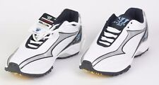 """NEW BALANCE """"WARRIOR"""" Womens White LACROSSE Cleats Turf Shoes WBWT-LW NWT"""