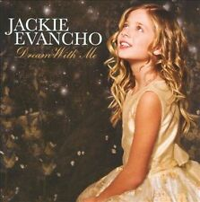 JACKIE EVANCHO**DREAM WITH ME**CD NEW SEALED
