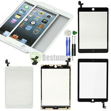 Touch Screen Glass Digitizer Lens Replacement For iPad 2 3 4 Air 1 2 Mini 1 2 3