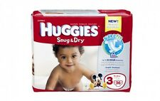 HUGGIES Snug and Dry Baby Diapers