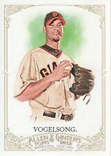 2012 Topps Allen and Ginter #152 Ryan Vogelsong Card