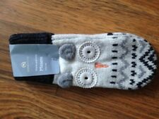 Aroma Home OWL KNITTED MITTENS Gloves NEW