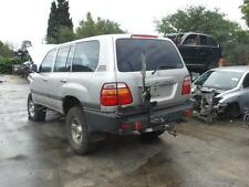 TOYOTA LANDCRUISER TOWBAR 100 SERIES, SOLID FRONT DIFF TYPE, 01/98-10/07 98 99 0