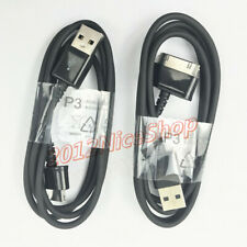 LOT USB Data Charger Cable Cord for Samsung Galaxy Tab2 Tab 2 GT-P3113TS Tablet