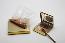 Jerome Alexander magic minerals 32g gold case 4 shade eyeshadow and brush offer