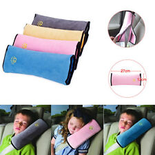 Kids Child Car Seat Belt Pad Safety Strap Cover Harness Shoulder Pillow Cushion