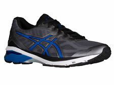NEW MENS ASICS GT-1000 V5 GEL RUNNING SHOES TRAINERS CARBON / IMPERIAL 4E XWIDE